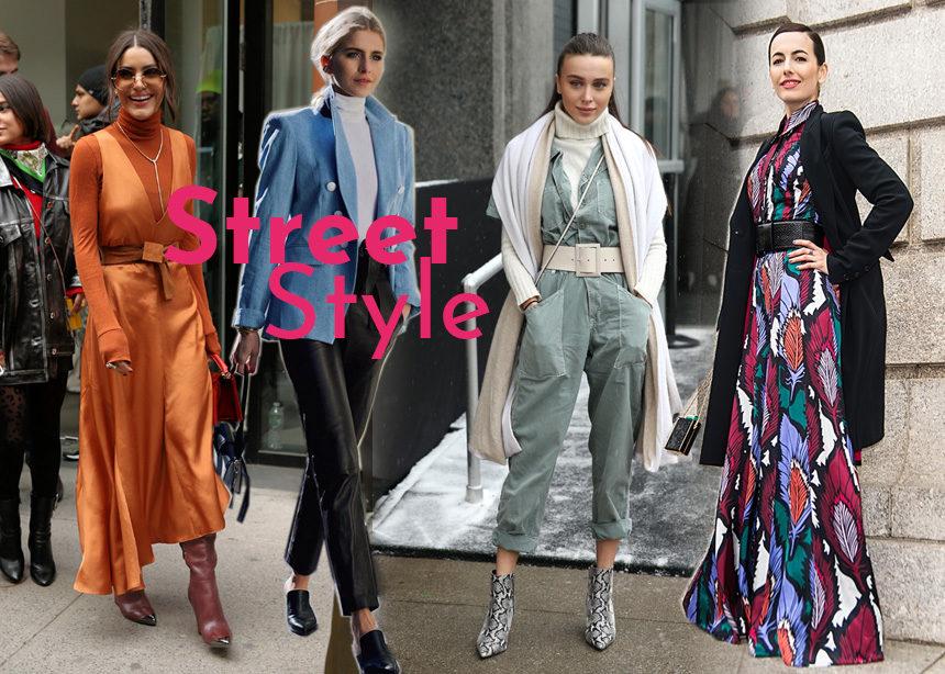 Εβδομάδα Μόδας: Στιλιστικές ιδέες και άψογα looks από τους δρόμους της Νέα Υόρκης | tlife.gr