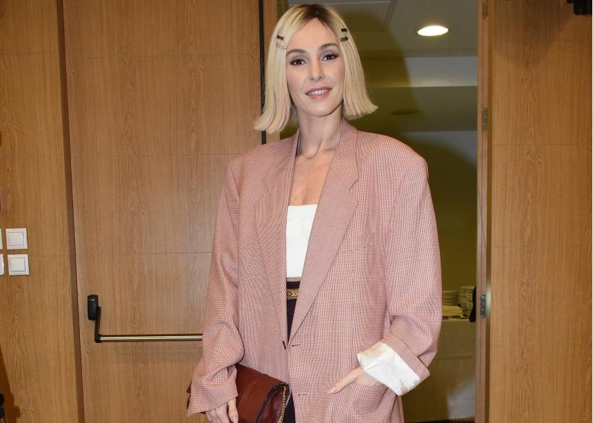 Ξέρουμε όλες τις λεπτομέρειες για το look της Τάμτα στη συνέντευξη τύπου για τη Eurovision