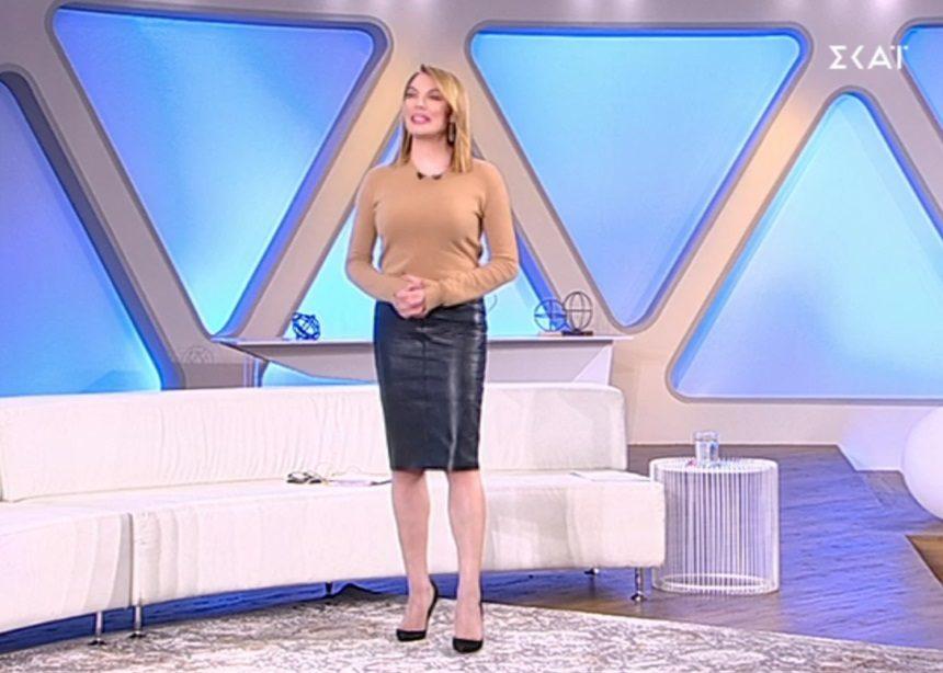 Όλες οι λεπτομέρειες για το look της Τατιάνας (04/02) | tlife.gr