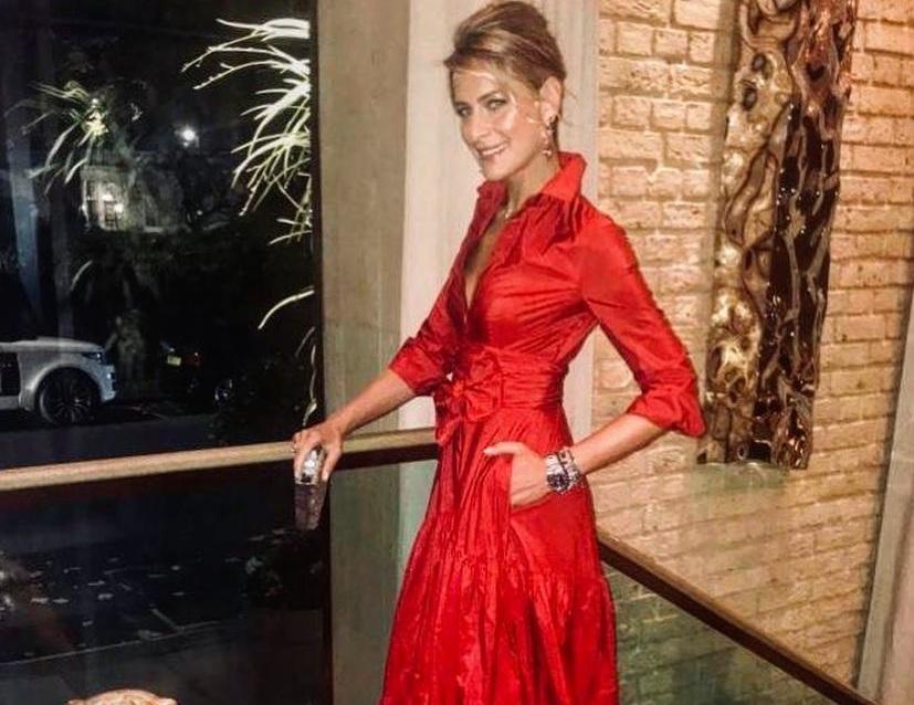 Tατιάνα Μπλάτνικ: Η συνάντησή της με τον πρίγκιπα Κάρολο! Το εντυπωσιακό φόρεμα που επέλεξε [pic] | tlife.gr