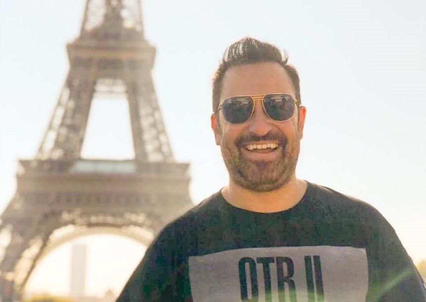Θέμης Γεωργαντάς: Γιόρτασε τα γενέθλια του στην Disneyland! [pics,vid] | tlife.gr