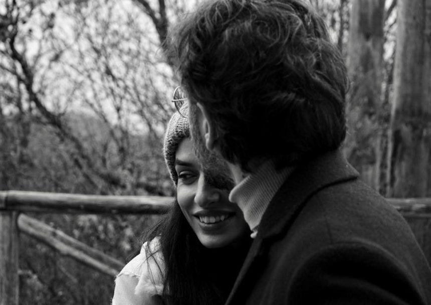 Τόνια Σωτηροπούλου: Ταξίδι στο Λονδίνο για να βρεθεί στο πλευρό του συντρόφου της, Κωστή Μαραβέγια [pics] | tlife.gr