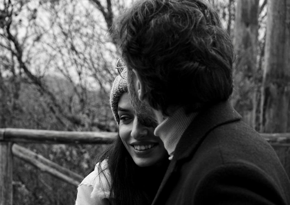 Τόνια Σωτηροπούλου: Ταξίδι στο Λονδίνο για να βρεθεί στο πλευρό του συντρόφου της, Κωστή Μαραβέγια [pics]
