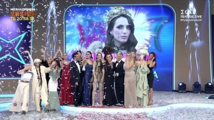 My Style Rocks: Μεγάλη νικήτρια η Φωτεινή Τράκα! | tlife.gr