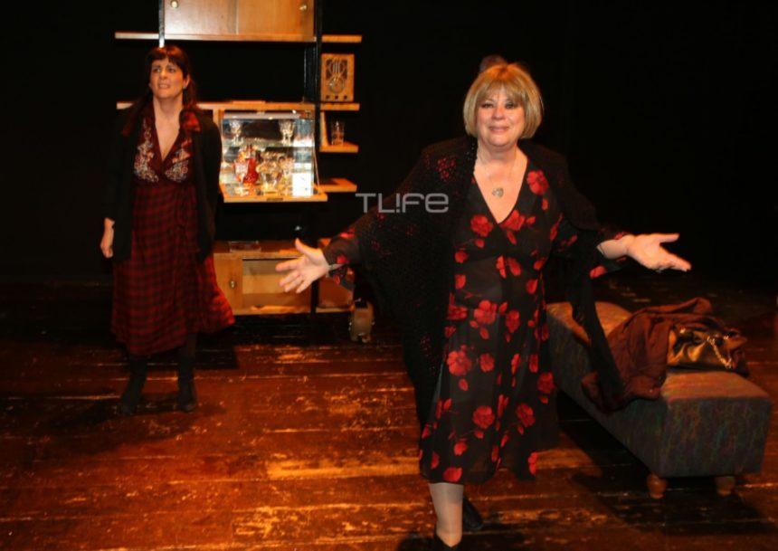 Άννα Βαγενά – Γιασεμί Κηλαηδόνη: Μητέρα και κόρη συμπρωταγωνιστούν στο θέατρο!   tlife.gr