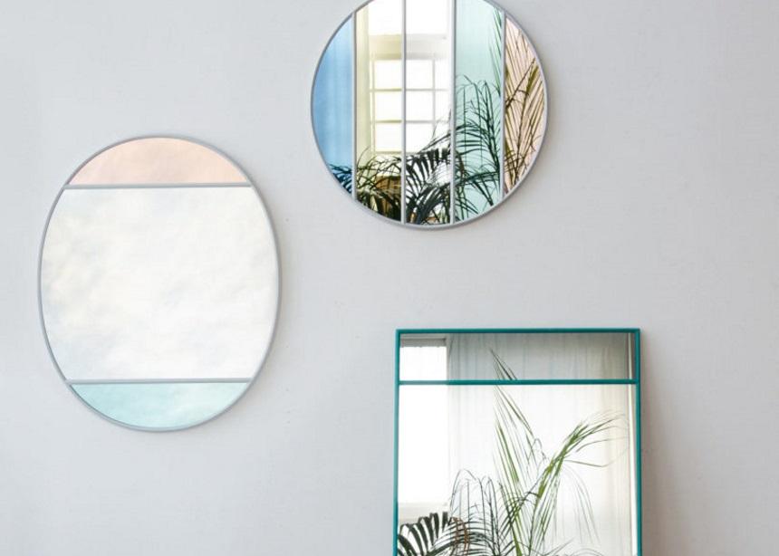 Vitrail series: Μια συλλογή από stylish και πρωτότυπους καθρέφτες | tlife.gr