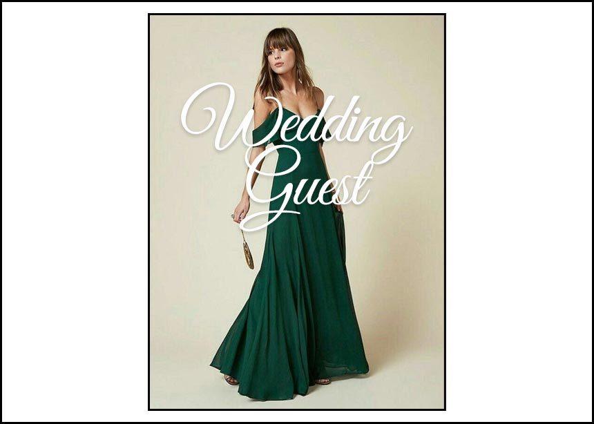 Καλεσμένη σε γάμο: Η fashion editor προτείνει τα πιο stylish ρούχα της αγοράς για εκείνη τη μέρα | tlife.gr