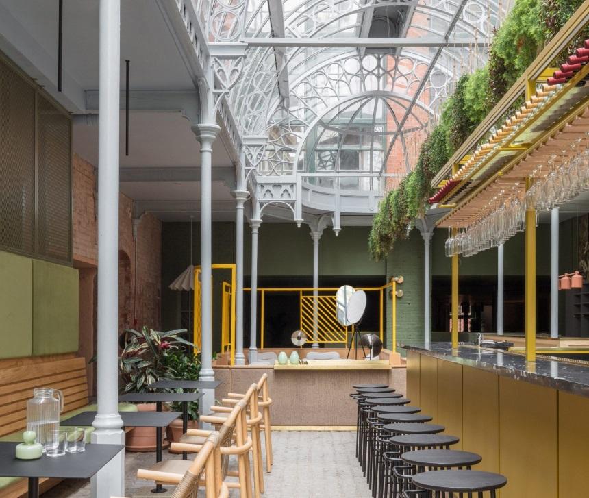 Hotel Neo Melawai Home: Whitworth Locke: Το νέο ξενοδοχείο του Manchester που