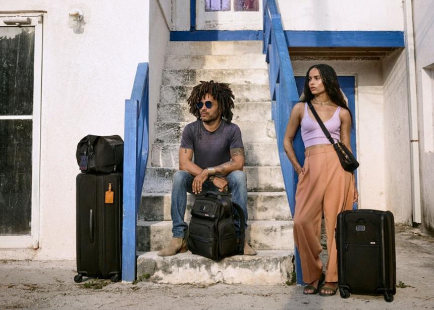 Ο Lenny και η Zoe Kravitz πρωταγωνιστούν σε μια… on the road καμπάνια