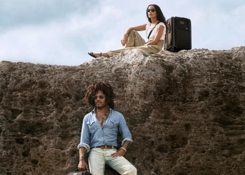Ο Lenny και η Zoe Kravitz πρωταγωνιστούν μαζί για πρώτη φορά σε μια… on the road καμπάνια