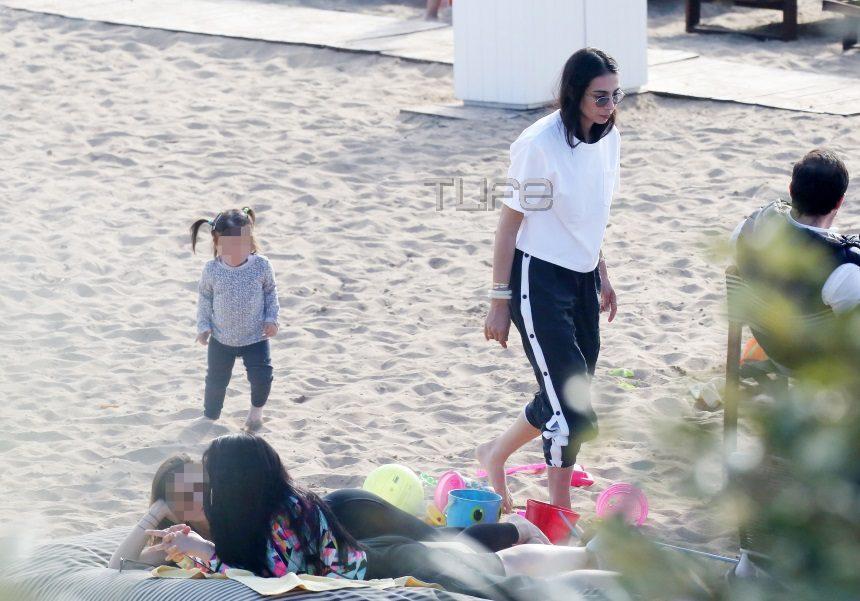 Ολυμπία Χοψονίδου: Η ξέγνοιαστη μέρα στη θάλασσα με τα παιδιά της και τις φίλες της! Φωτογραφίες   tlife.gr