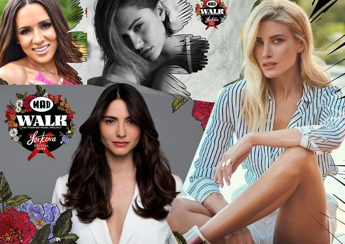 Madwalk 2019: Οι celebrities προετοιμάζονται πυρετωδώς για τα live acts τους! [pics,video]