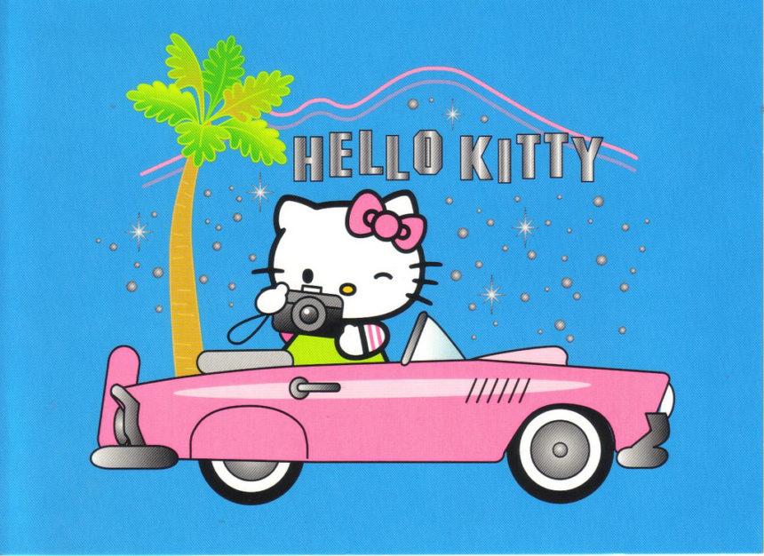 Η Hello Kitty κατακτά το Hollywood! | tlife.gr