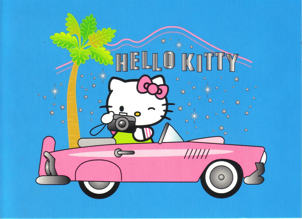 Η Hello Kitty κατακτά το Hollywood!   tlife.gr