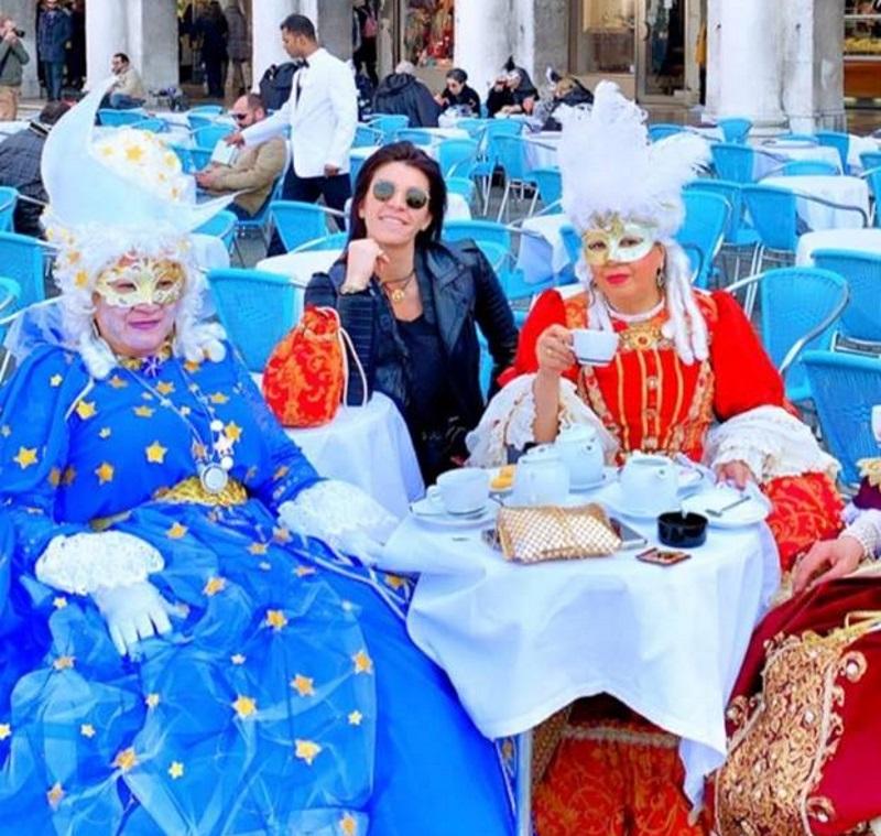 Μαρίνα Βερνίκου – Μίλτος Καμπουρίδης: Ζουν μαγικές στιγμές στο καρναβάλι της Βενετίας! Εκπληκτικές φωτογραφίες και βίντεο | tlife.gr