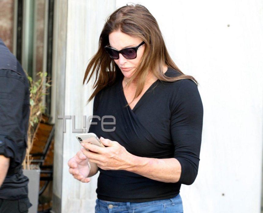 Caitlyn Jenner: Οι τελευταίες της βόλτες στην Κοραή λίγο πριν επιστρέψει στις ΗΠΑ! Φωτογραφίες   tlife.gr