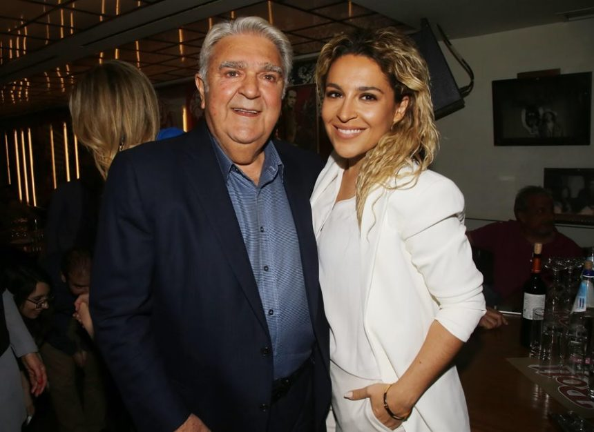 Γιάννα Τερζή: Όλα όσα αποκαλύπτει για την υγεία του πατέρα της, Πασχάλη Τερζή   tlife.gr