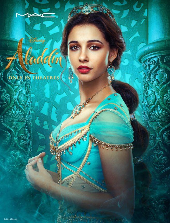 Η MAC συνεργάζεται με την Disney για τη νέα ταινία του Aladin!   tlife.gr