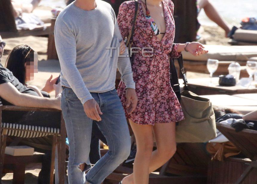 Πρώην παίκτρια του Survivor στην παραλία μαζί με τον σύντροφό της [pics] | tlife.gr