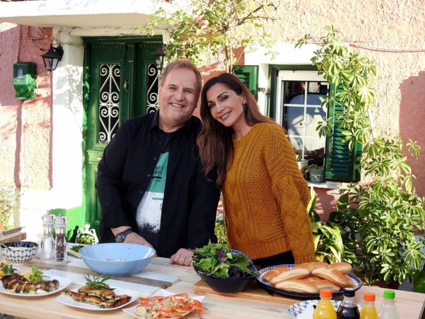 My Greece: Το ταξίδι στα Χανιά με τη Δέσποινα Βανδή συνεχίζεται!   tlife.gr
