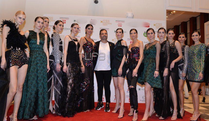Η Ιωάννα Μπέλλα πρωταγωνίστρια του fashion show του Tassos Mitropoulos! Ποιοι celebrities έδωσαν το παρών; [pics]   tlife.gr