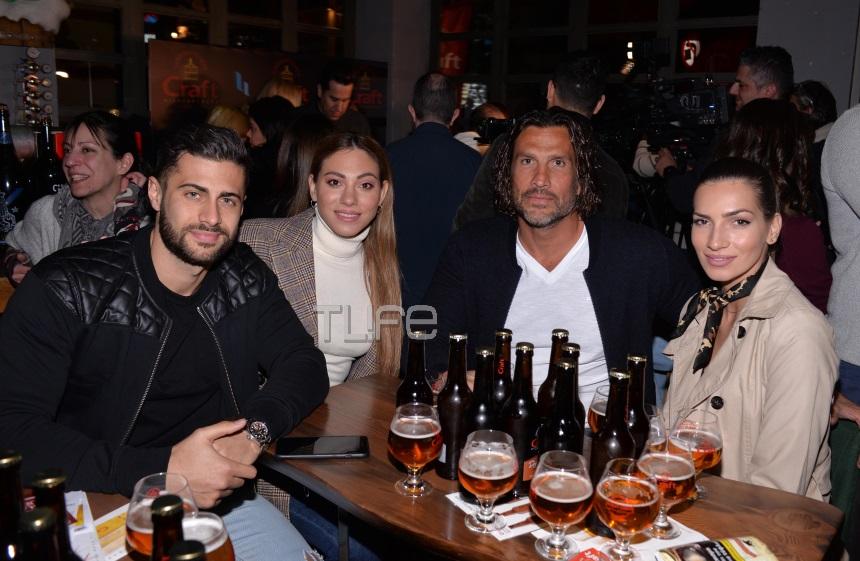 Πάρτι με celebrities στο κέντρο της Αθήνας! Φωτογραφίες | tlife.gr