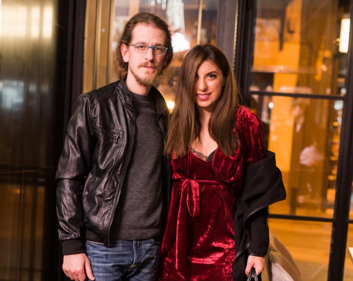 Μελίνα Μακρή: Σπάνια βραδινή έξοδος με τον σύζυγό της! Φωτογραφίες