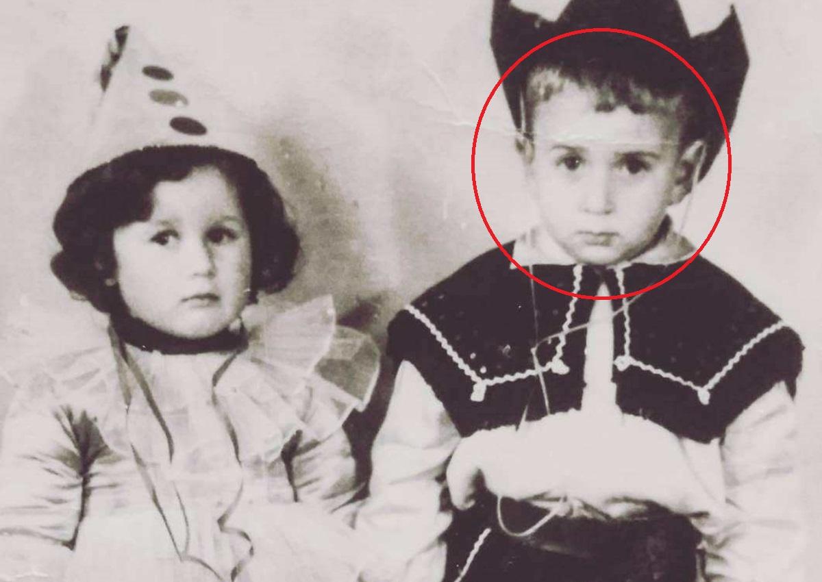 Δεν πάει ο νους σου ποιος Έλληνας ηθοποιός είναι ο μικρός καουμπόι της φωτογραφίας!