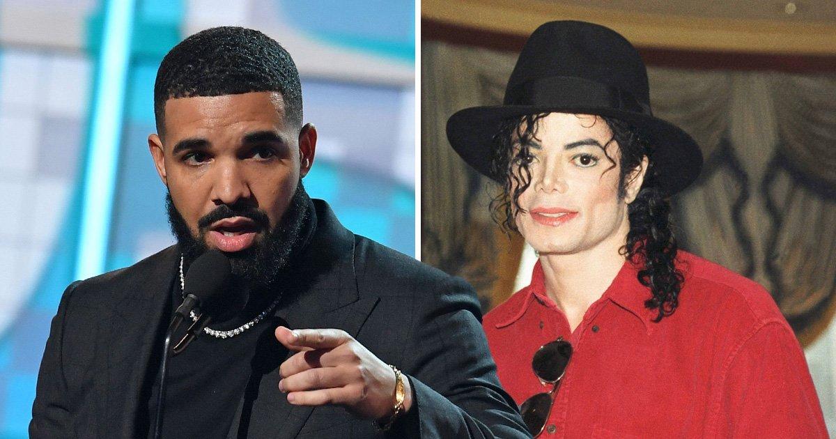 Ο Drake αφαίρεσε τραγούδι με τον Michael Jackson από την ευρωπαϊκή περιοδεία του | tlife.gr