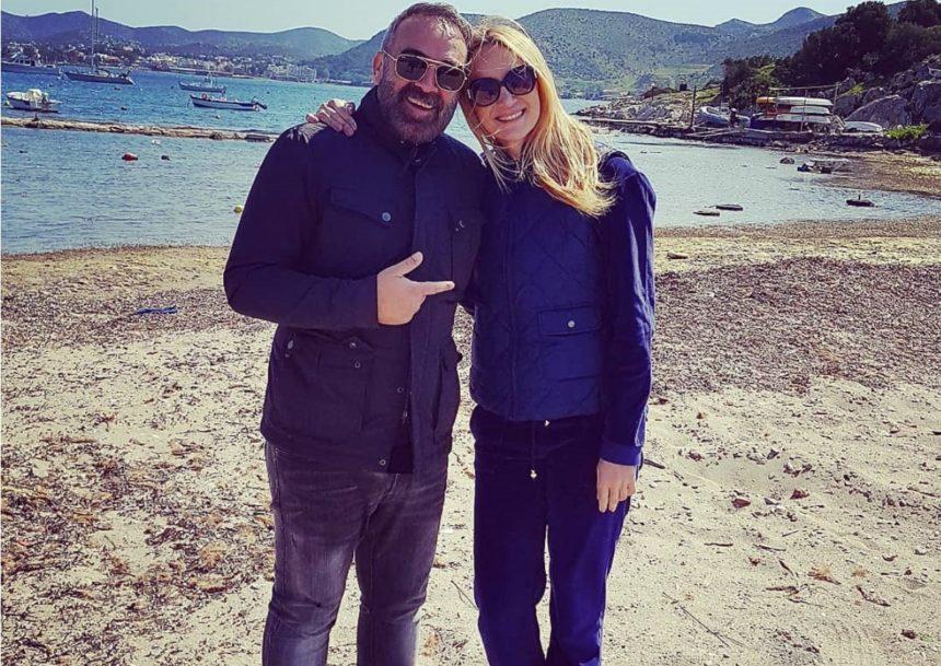 Ναταλί Κάκκαβα: Συγκινεί το μήνυμα στήριξης στον σύζυγό της μετά το τέλος της συνεργασίας του με τον Apha!   tlife.gr