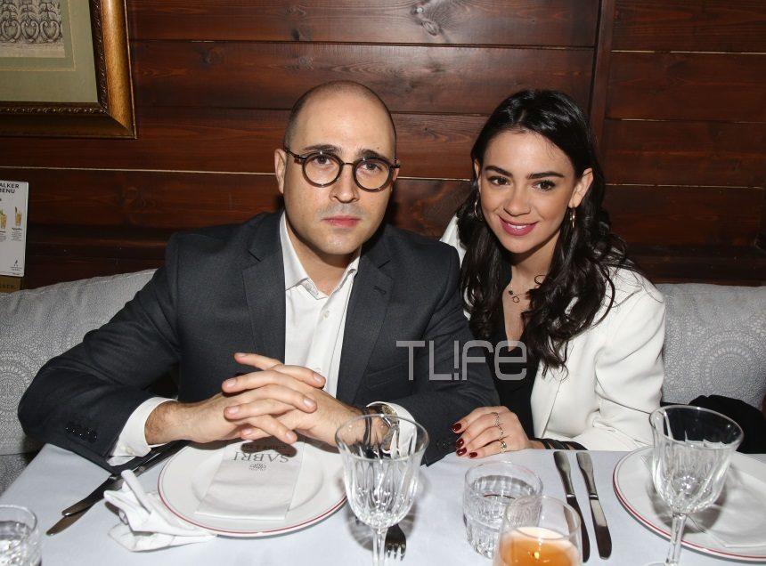 Κωνσταντίνος Μπογδάνος – Έλενα Καρβέλα: Ρομαντικό δείπνο για το ερωτευμένο ζευγάρι [pics] | tlife.gr