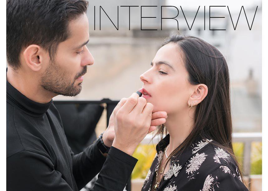 Vincent Ford: πέρασα δύο ώρες με τον international makeup artist της Nars και από τότε μου κάνουν συνεχώς κομπλιμέντα για το μακιγιάζ μου!   tlife.gr