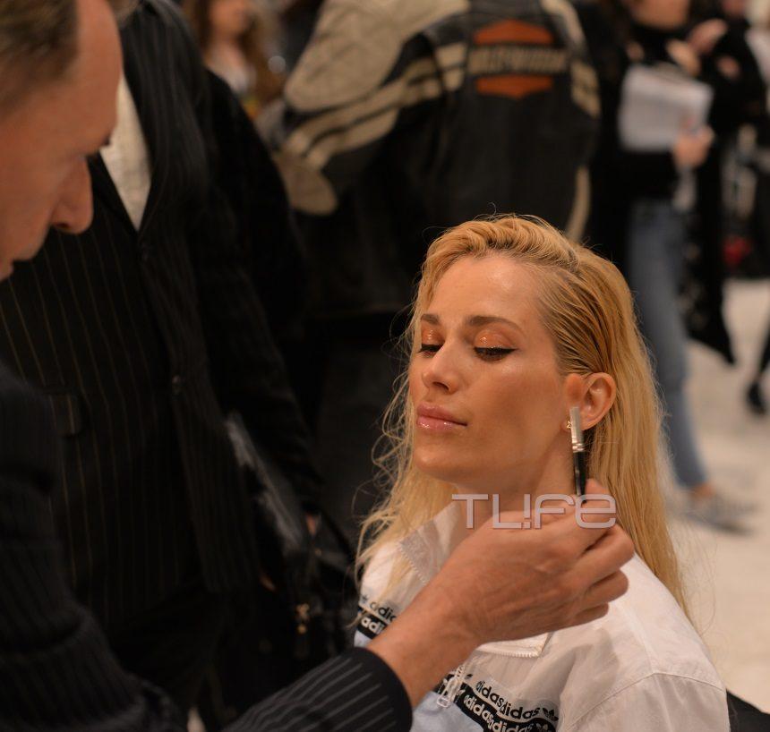 Βικτώρια Καρύδα: Φωτογραφίες από την προετοιμασία της για την πρώτη εμφάνιση στην πασαρέλα μετά τα δύσκολα! | tlife.gr
