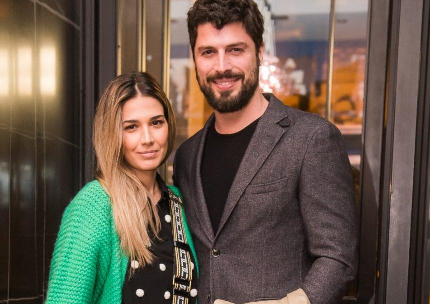 Γιώργης Λαμπαθάκης: Βραδινή έξοδος με τη σύζυγό του, τρεις μήνες αφότου έγιναν γονείς! (pics) | tlife.gr