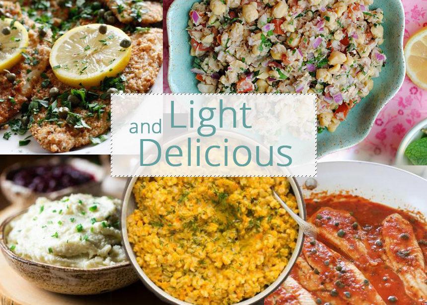 Light συνταγές για την 25η Μαρτίου με λιγότερο από 300 θερμίδες | tlife.gr