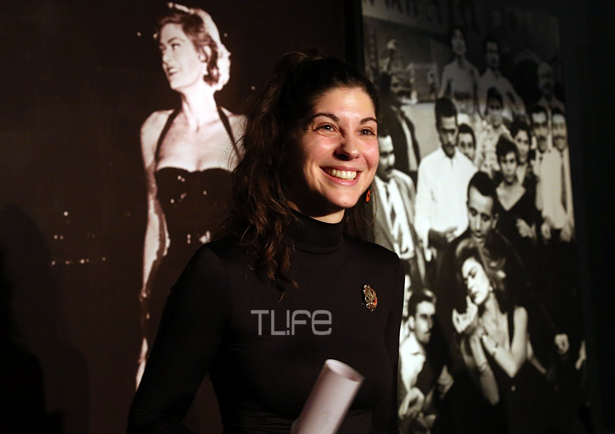 Η Ηρώ Μπέζου είναι η νικήτρια του Βραβείου «Μελίνα Μερκούρη» – Δες φωτογραφίες από την τελετή απονομής!