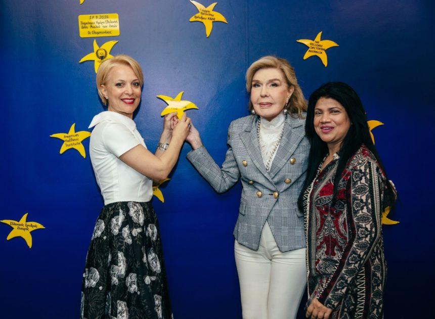 Επίσκεψη του Women's International Club στην Ογκολογική Μονάδα Παίδων «Μαριάννα Β. Βαρδινογιάννη – ΕΛΠΙΔΑ» | tlife.gr