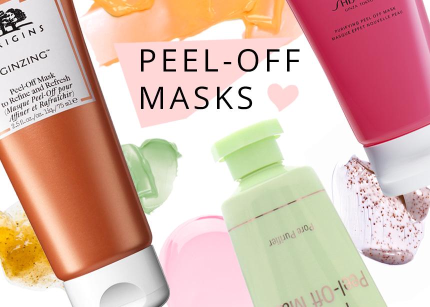Αυτές είναι οι αγαπημένες μας peel- off masks! What? Δεν ξέρεις τι είναι; | tlife.gr