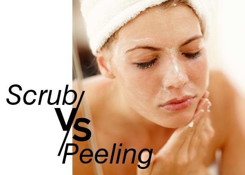 Scrub VS peeling: έχεις αναρωτηθεί ποτέ τι διαφορά έχουν; | tlife.gr