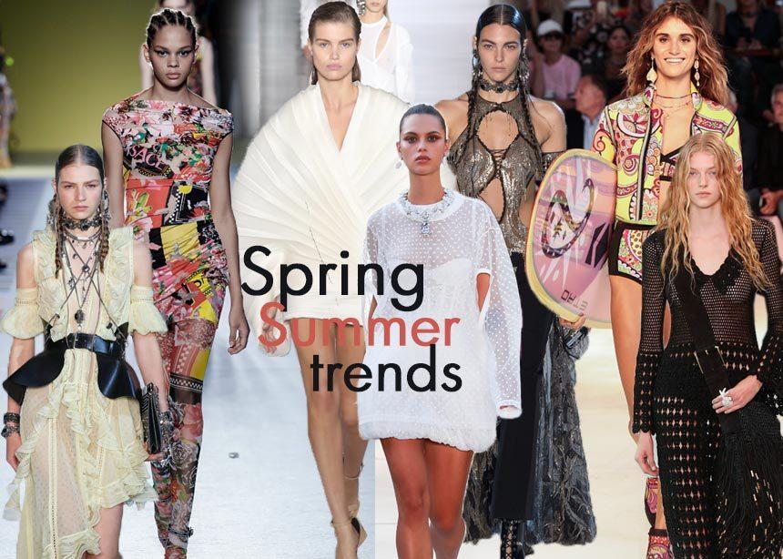 Άνοιξη – Καλοκαίρι 2019: Οι νέες τάσεις που θα φορέσουμε αυτήν τη σεζόν (part 2) | tlife.gr