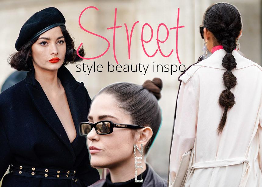 Street style… beauty: τα ωραιότερα χτενίσματα που είδαμε στις μητροπόλεις της μόδας! | tlife.gr
