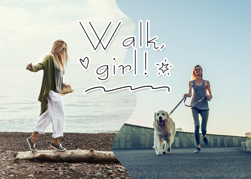 Περπάτημα: Η καλύτερη άσκηση -και η πιο εύκολη- αν θέλεις να αδυνατίσεις και να κάψεις καθαρό λίπος
