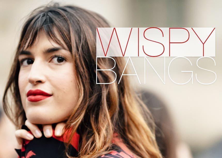 Wispy bangs: η λεπτομέρεια που θα δώσει απίστευτο στιλ στο επόμενο κούρεμά σου! | tlife.gr
