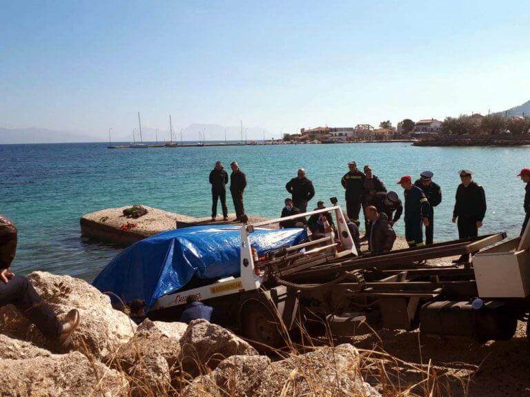 Βρέθηκε νεκρός στο βυθό μέσα στο αυτοκίνητό του ο αγνοούμενος της Λευκάδας – video | tlife.gr