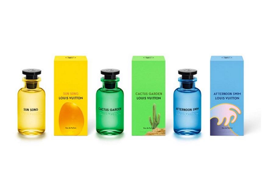Ο Alex Israel σχεδίασε το εντυπωσιακό packaging για την νέα συλλογή αρωμάτων Louis Vuitton   tlife.gr