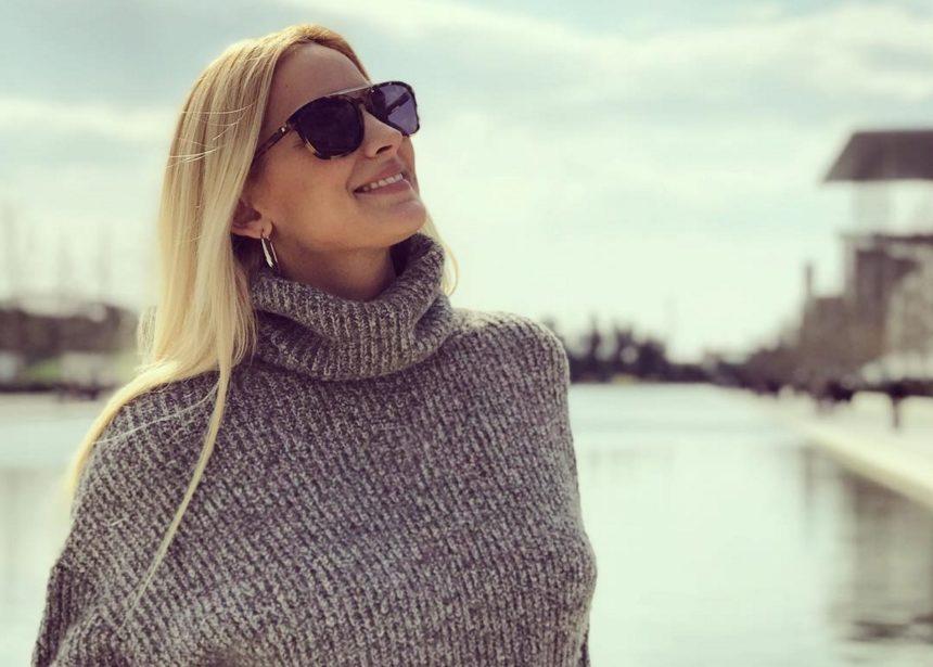 Άννη Πανταζή: Ξεκίνησε τις βόλτες με την 40 ημερών κόρη της και την αδελφή της, Κλέλια [pics] | tlife.gr
