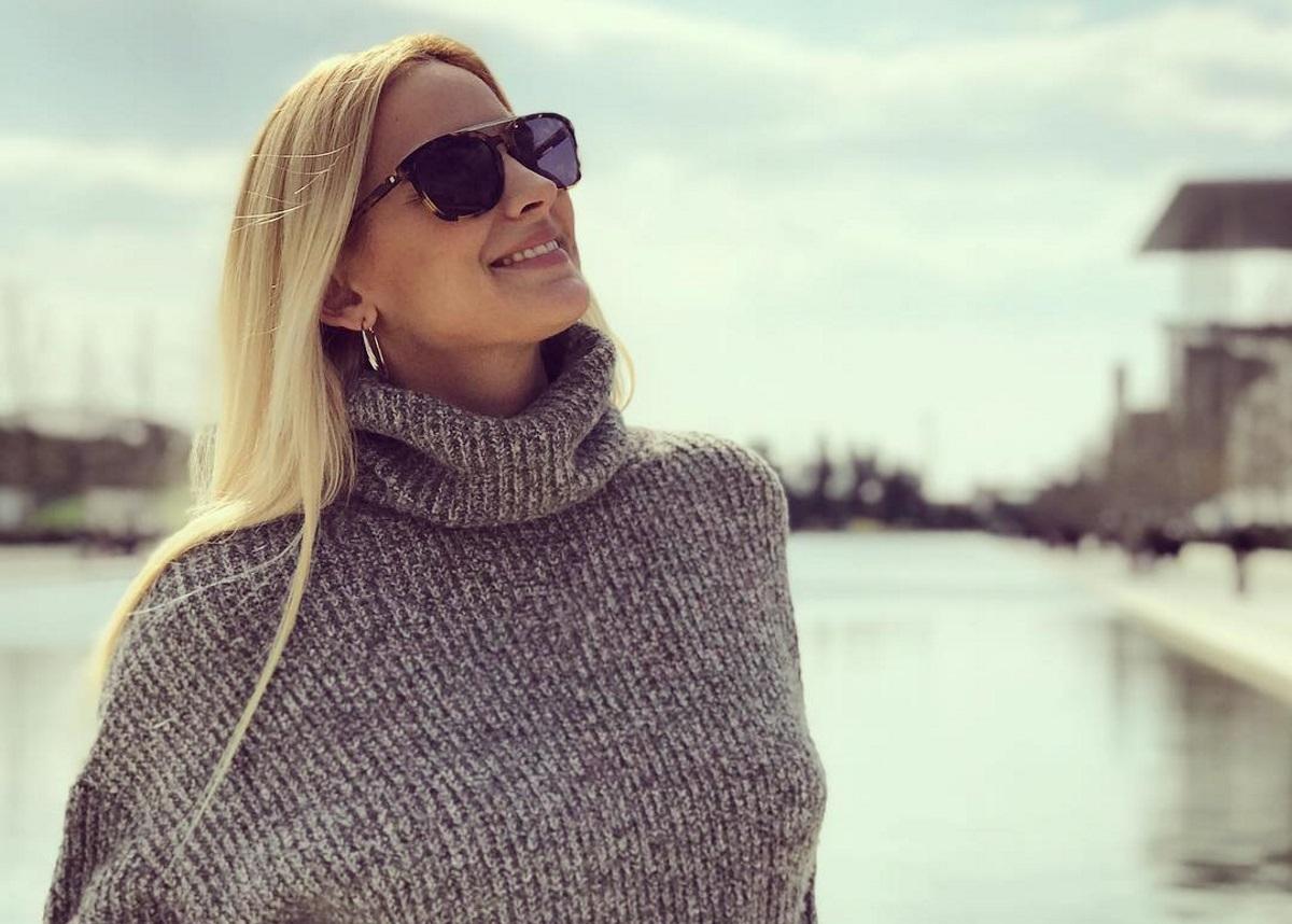 Άννη Πανταζή: Ξεκίνησε τις βόλτες με την 40 ημερών κόρη της και την αδελφή της, Κλέλια [pics]