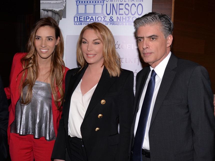 Τατιάνα Στεφανίδου: Βραβεύτηκε από τον Όμιλο Unesco! Ποιες άλλες κυρίες πήραν βραβείο – Φωτογραφίες | tlife.gr
