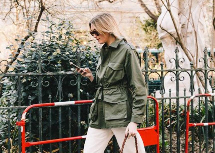 Αυτό είναι το jacket που επιλέγουν οι Γαλλίδες την άνοιξη! | tlife.gr