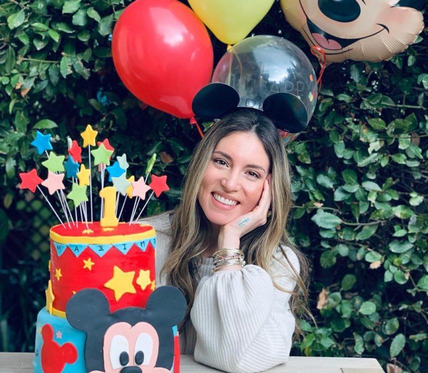 Αθηνά Οικονομάκου: Γιορτάζει τα πρώτα γενέθλια του γιου της, με ένα ξεχωριστό party γενεθλίων! [pics]   tlife.gr
